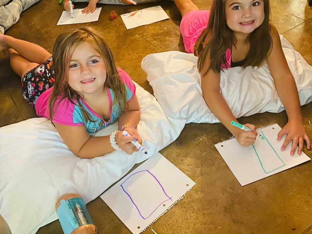 Virtual Christian Camp For Children